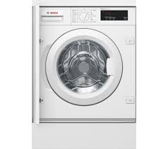 Bosch Fully Integrated Washing Machine