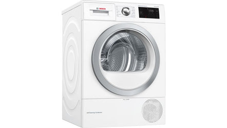 Bosch WTWH7660GB 9kg Load Heat Pump Dryer
