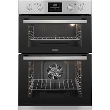 Zanussi ZOD35802XK  Built-In Double Oven