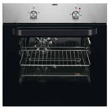 Zanussi Built-In Single Oven - Stainless Steel
