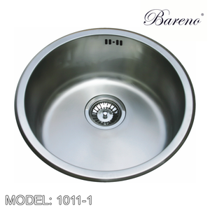 BARENO Kitchen Sink 1011D-1, Kitchen Sinks, BARENO - Topware Solutions