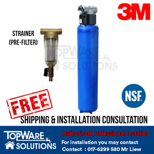 3M Outdoor Water Filter AP902 with Free Strainer, Water Filters, 3M - Topware Solutions