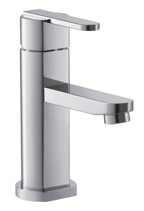YATIN Pillar Basin Mixer WISDOM 8013001, Bathroom Faucets, BARENO by YATIN - Topware Solutions