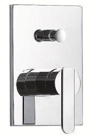 YATIN Shower Mixer WISDOM 8013011, Bathroom Shower Set, BARENO by YATIN - Topware Solutions