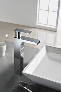 YATIN Raised Basin Mixer LEGEND 8017002, Bathroom Faucets, BARENO by YATIN - Topware Solutions