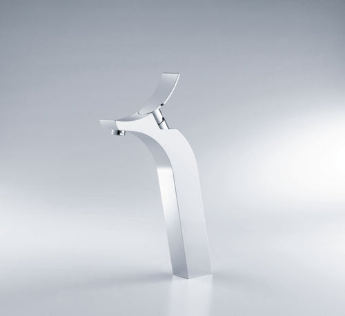 YATIN Raised Basin Mixer LOONG 8028002, Bathroom Faucets, BARENO by YATIN - Topware Solutions