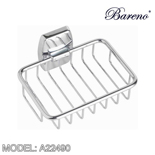 BARENO PLUS Soap Dish A22490, Bathroom Accessories, BARENO PLUS - Topware Solutions