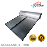 AQUA SOLAR Solar Water Heater TR80 (Including Installation), Solar Water Heater, AQUA SOLAR - Topware Solutions