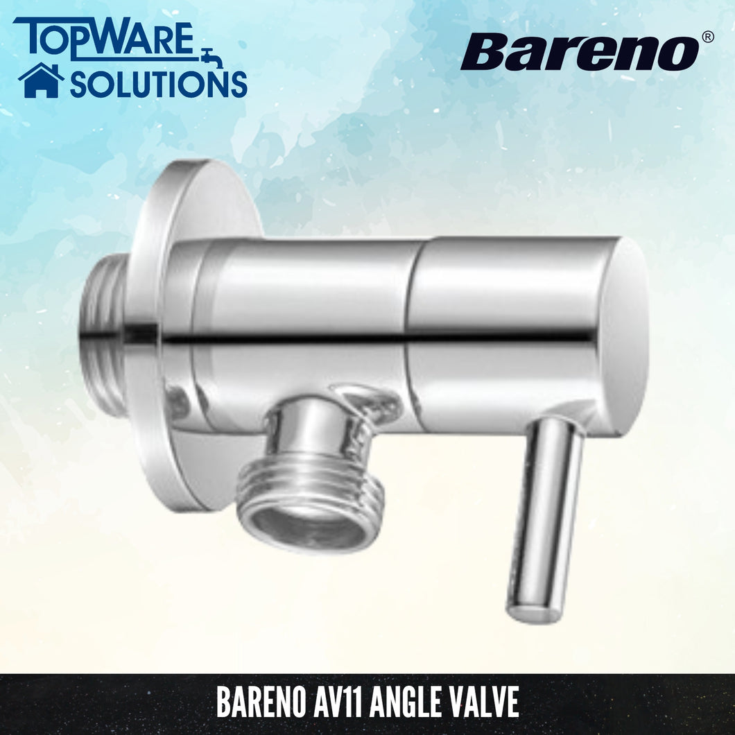 BARENO PLUS Angle Valve AV11, Bathroom Faucets, BARENO PLUS - Topware Solutions