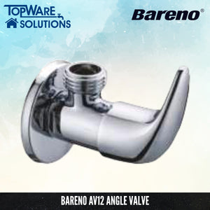 BARENO PLUS Angle Valve AV12, Bathroom Faucets, BARENO PLUS - Topware Solutions