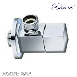 BARENO PLUS Angle Valve AV13 Bathroom Faucets BARENO PLUS - Topware Solutions