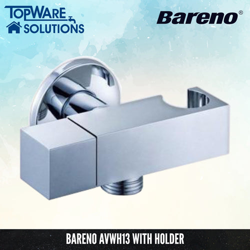 BARENO PLUS Angle Valve AVWH13, Bathroom Faucets, BARENO PLUS - Topware Solutions