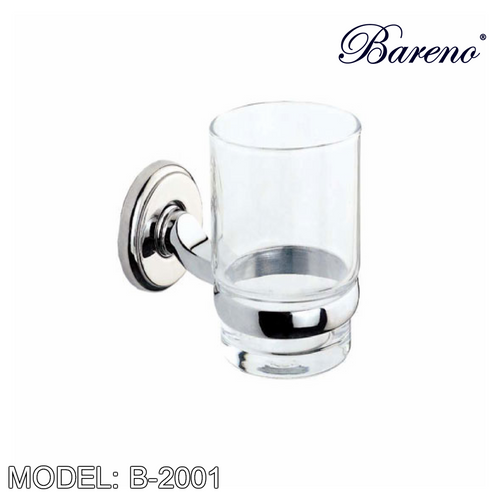 BARENO PLUS Tumbler Holder B-2001, Bathroom Accessories, BARENO PLUS - Topware Solutions