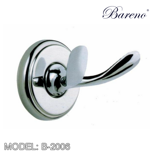 BARENO PLUS Robe Hook B-2006, Bathroom Accessories, BARENO PLUS - Topware Solutions