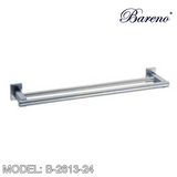 BARENO PLUS Towel Bar B-2613-24, Bathroom Accessories, BARENO PLUS - Topware Solutions