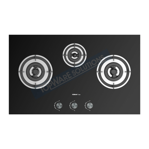ROBAM Kitchen Hob B396, Kitchen Hobs, ROBAM - Topware Solutions