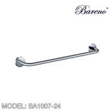 BARENO PLUS Towel Bar BA1007-24, Bathroom Accessories, BARENO PLUS - Topware Solutions