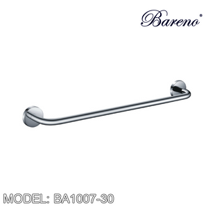 BARENO PLUS Towel Bar BA1007-30, Bathroom Accessories, BARENO PLUS - Topware Solutions