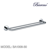 BARENO PLUS Towel Bar BA1008-30, Bathroom Accessories, BARENO PLUS - Topware Solutions