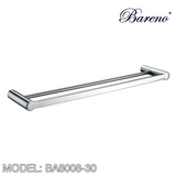 BARENO PLUS Towel Bar BA8008-30, Bathroom Accessories, BARENO PLUS - Topware Solutions