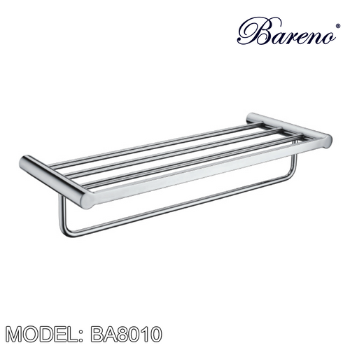 BARENO PLUS Towel Bar BA8010 Bathroom Accessories BARENO PLUS - Topware Solutions