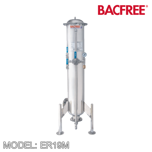 BACFREE ER Series ER19M Whole House Outdoor Filter, Water Filters, BACFREE - Topware Solutions