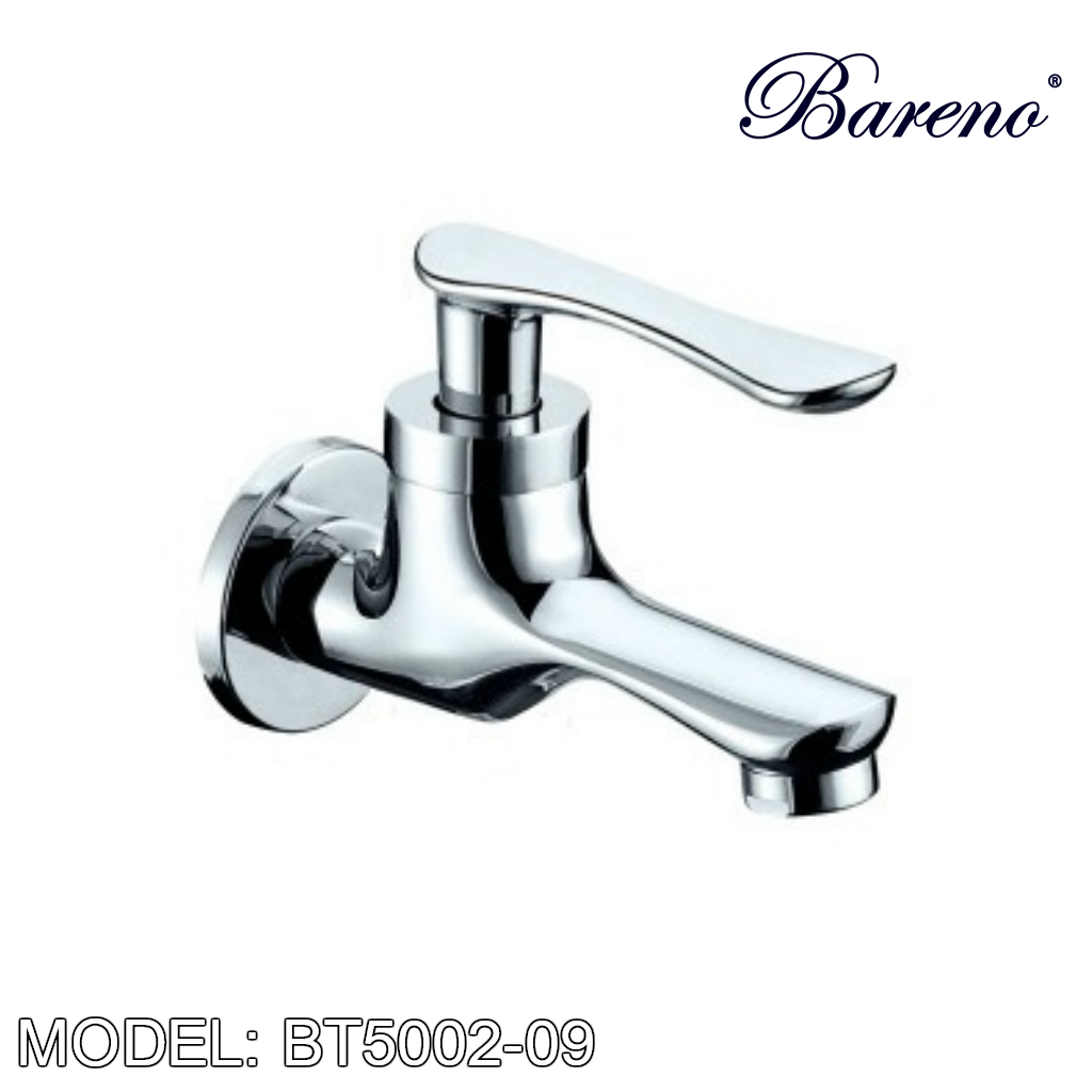 BARENO PLUS Bib Tap BT-5002-09, Bathroom Faucets, BARENO PLUS - Topware Solutions