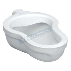 JOHNSON SUISSE Bengal Squatting Pan WBACBL000WW, Bathroom W.Cs, JOHNSON SUISSE - Topware Solutions