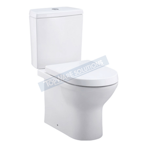 JOHNSON SUISSE Como Two Piece WBSECM110WW, Bathroom W.Cs, JOHNSON SUISSE - Topware Solutions
