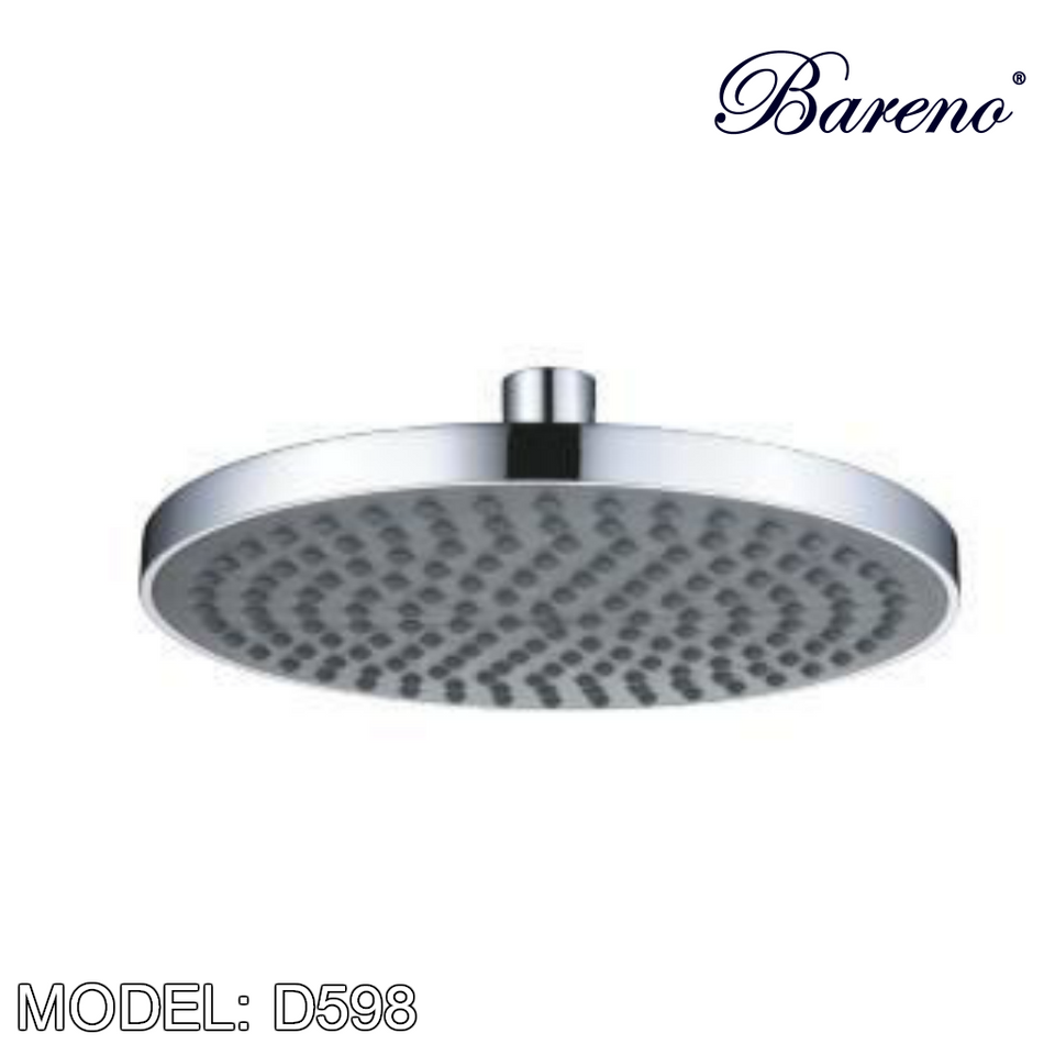 BARENO PLUS Rain Shower D598, Bathroom Faucets, BARENO PLUS - Topware Solutions