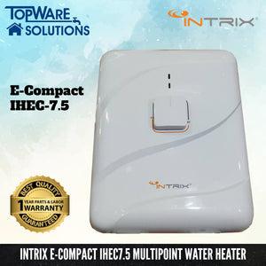 INTRIX Multipoint Tankless Water Heater (Instant Hot Water Heater), Multipoint Water Heater, INTRIX - Topware Solutions