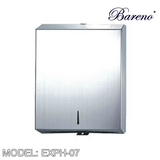 BARENO PLUS Paper Holder EXPH-07, Bathroom Accessories, BARENO PLUS - Topware Solutions
