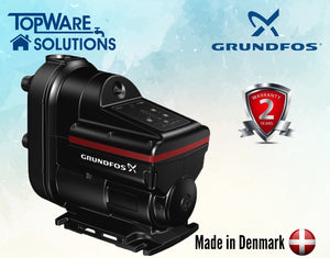 GRUNDFOS Water Pump SCALA2 Made In Denmark 2 Year Warranty, Water Pumps, GRUNDFOS - Topware Solutions
