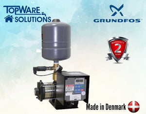 GRUNDFOS Water Pump Uni-E CM3-5 Made in Denmark 2 Year Warranty, Water Pumps, GRUNDFOS - Topware Solutions