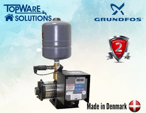 GRUNDFOS Water Pump Uni-E CM5-4 Made in Denmark 2 Year Warranty, Water Pumps, GRUNDFOS - Topware Solutions