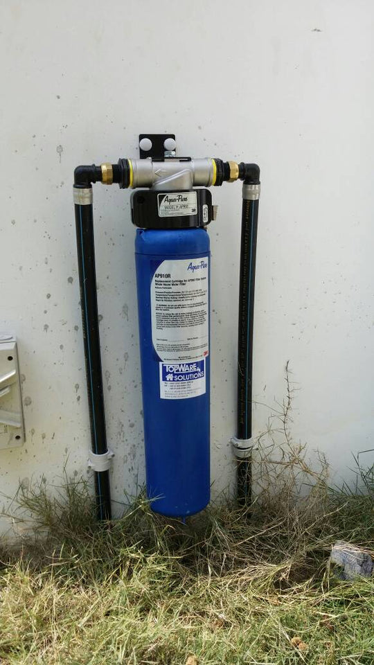 3M AP902 Outdoor Whole House Water Filter System with Free Strainer, Water Filters, 3M - Topware Solutions