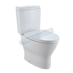 JOHNSON SUISSE Ibiza Two Piece WBSEIB121WW, Bathroom W.Cs, JOHNSON SUISSE - Topware Solutions