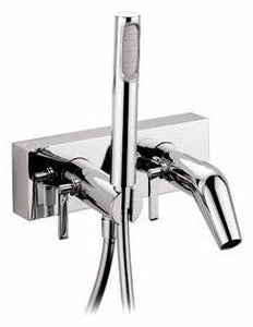 NOBILI Shower Mixer JUMP JP00110CR, Bathroom Shower Set, BARENO by NOBILI - Topware Solutions