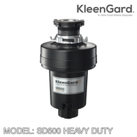 KLEENGARD Food Waste Disposer SD500 Heavy Duty Food Waste Disposer KLEENGARD - Topware Solutions