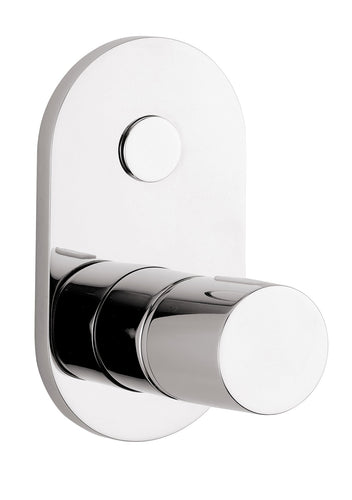 NOBILI Shower Mixer LIKID LK00108CR, Bathroom Shower Set, BARENO by NOBILI - Topware Solutions
