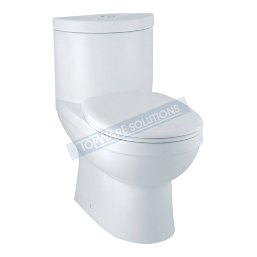 JOHNSON SUISSE Lago One Piece WBSC950031WW, Bathroom W.Cs, JOHNSON SUISSE - Topware Solutions