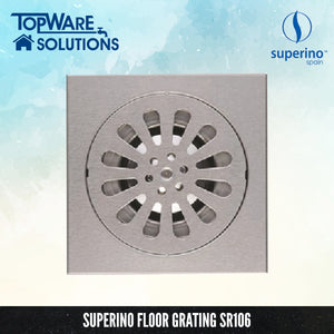 SUPERINO Floor Grating SR106