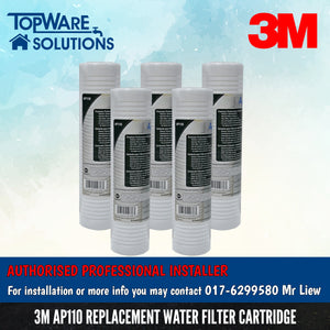 [COMBO] 3M Water Filter Cartridge AP110