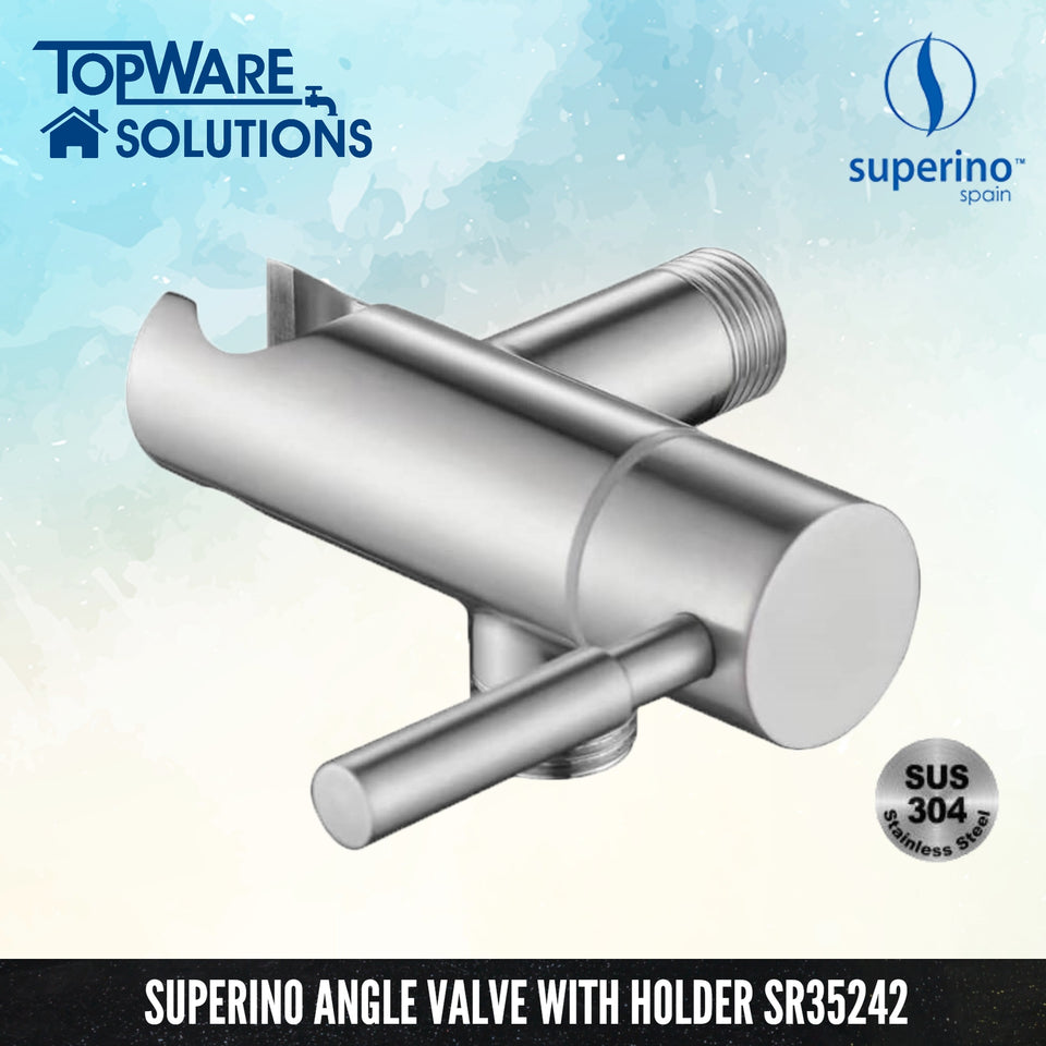 SUPERINO Angle Valve SR35242, Bathroom Faucets, SUPERINO - Topware Solutions