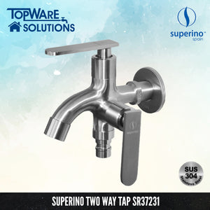 SUPERINO Two Way Tap SR37231, Bathroom Faucets, SUPERINO - Topware Solutions