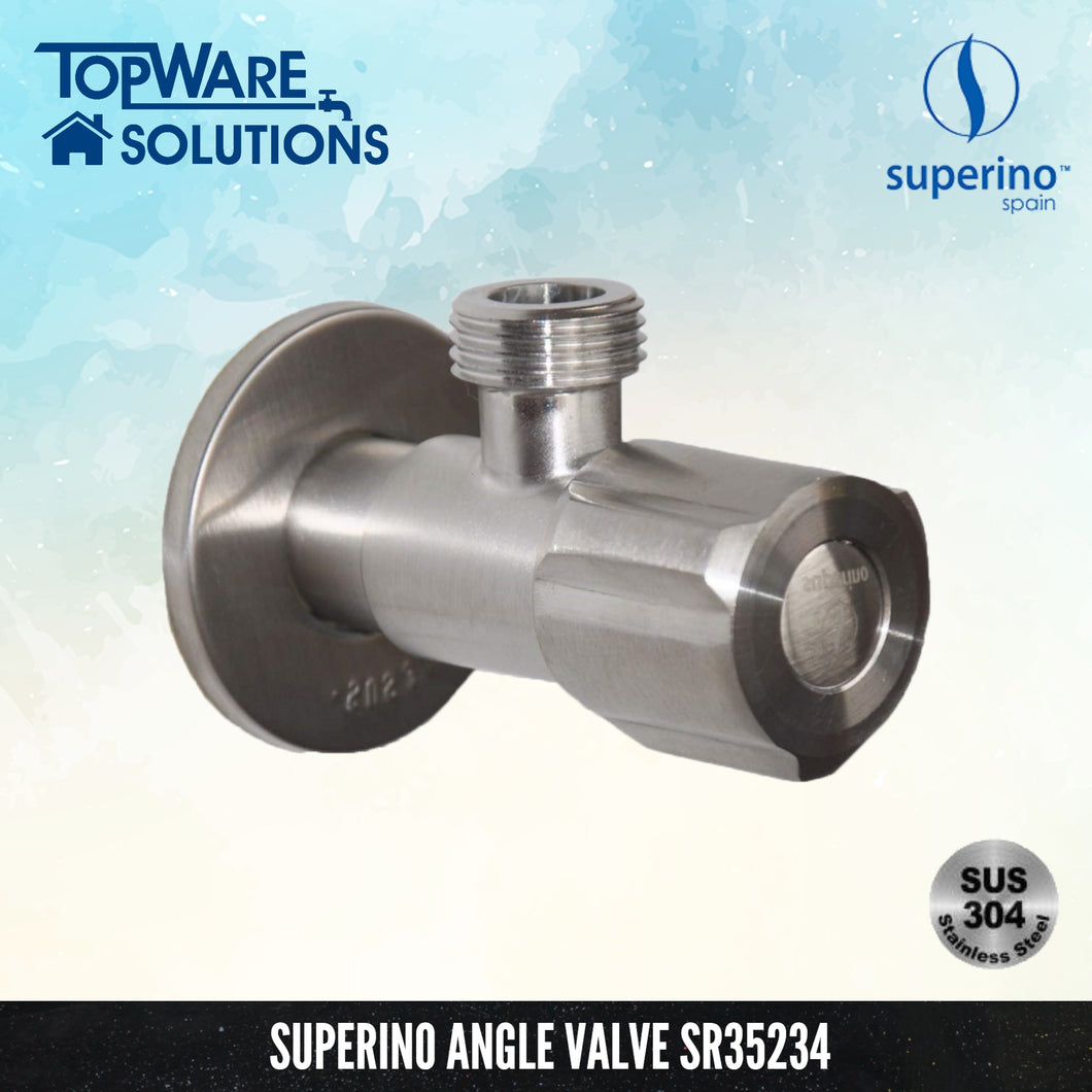 SUPERINO Angle Valve SR35234, Bathroom Faucets, SUPERINO - Topware Solutions