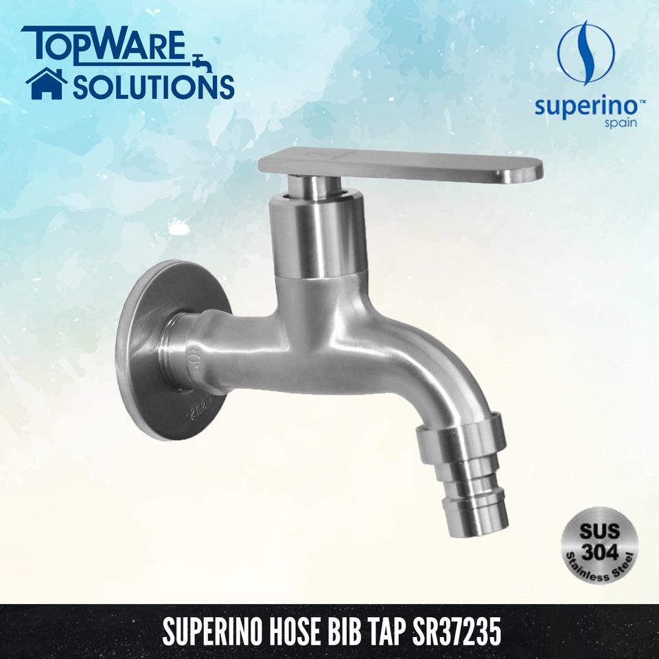SUPERINO Hose Bib Tap SR37235, Bathroom Faucets, SUPERINO - Topware Solutions