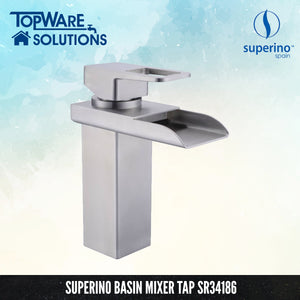 SUPERINO Pillar Basin Mixer Tap SR34186