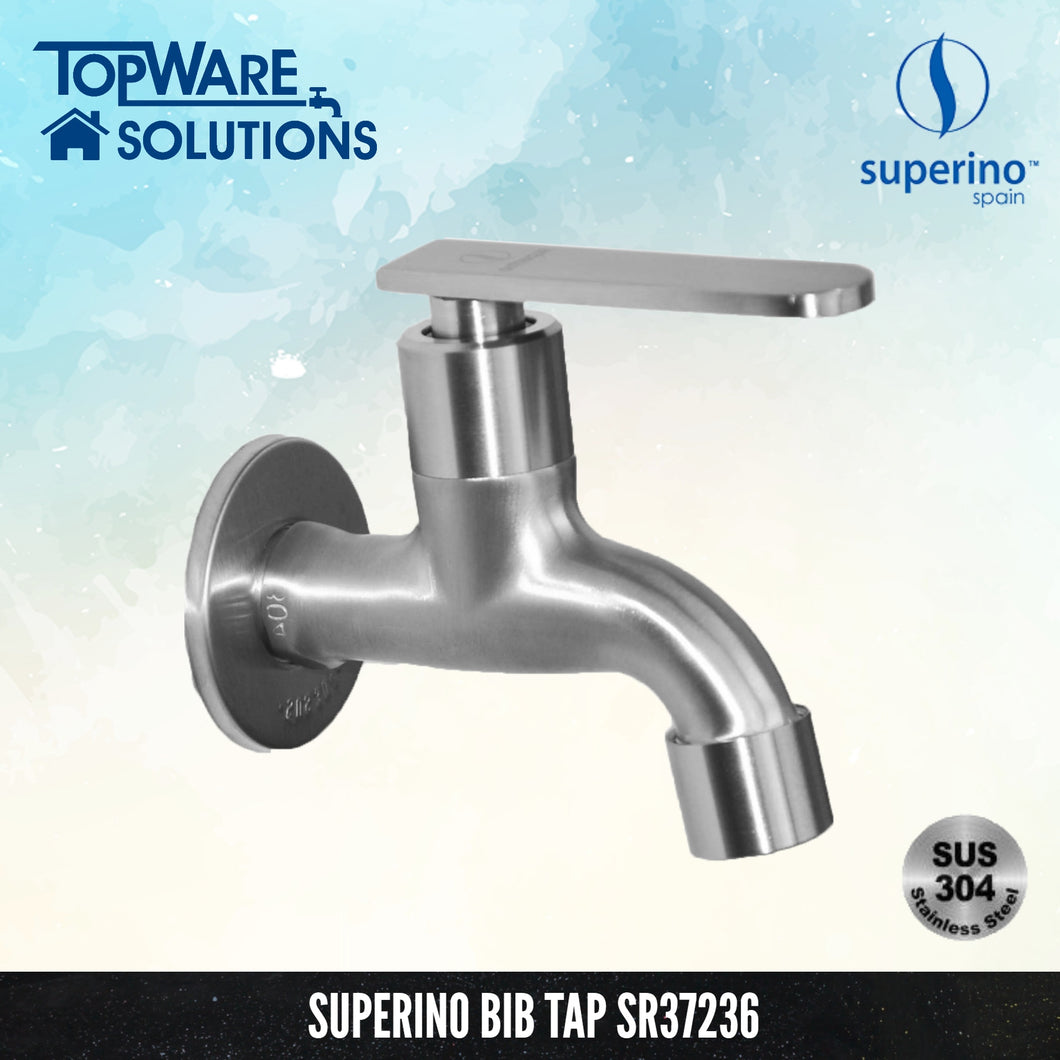 SUPERINO Bib Tap SR37236, Bathroom Faucets, SUPERINO - Topware Solutions