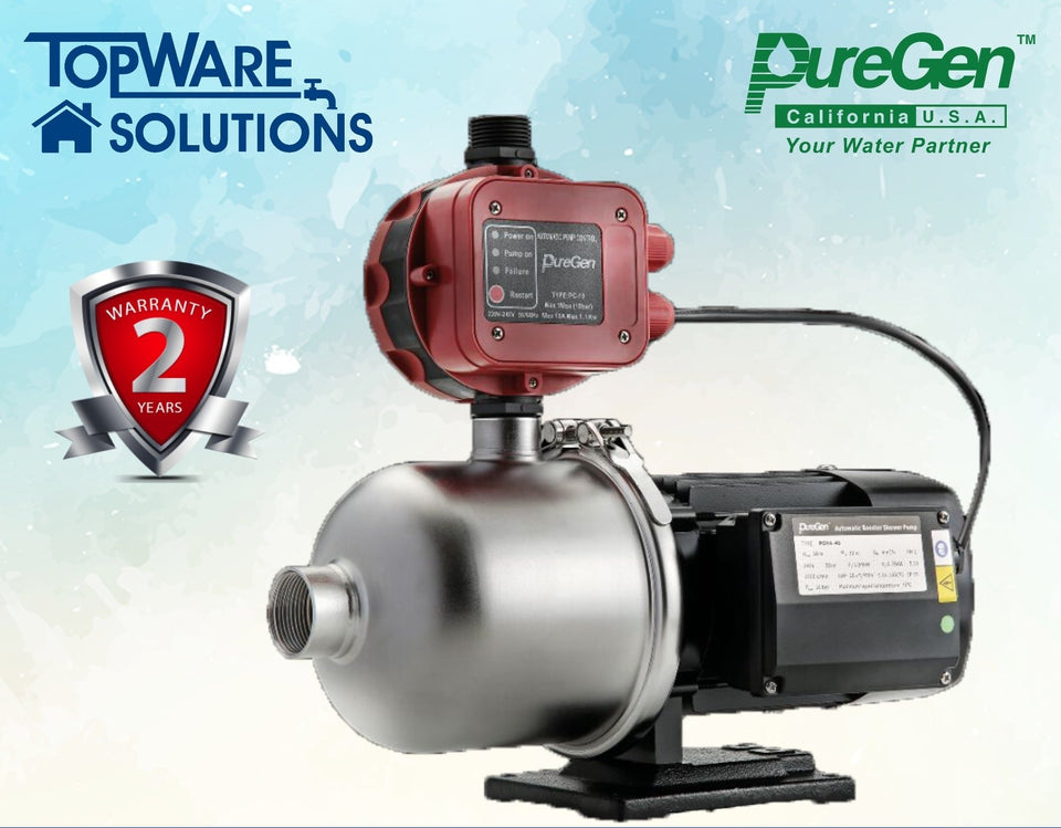 PUREGEN WATER PUMP PGH2-40
